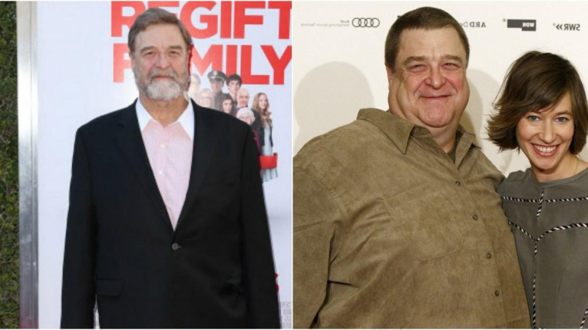 El actor John Goodman hizo un cambio espectacular.
