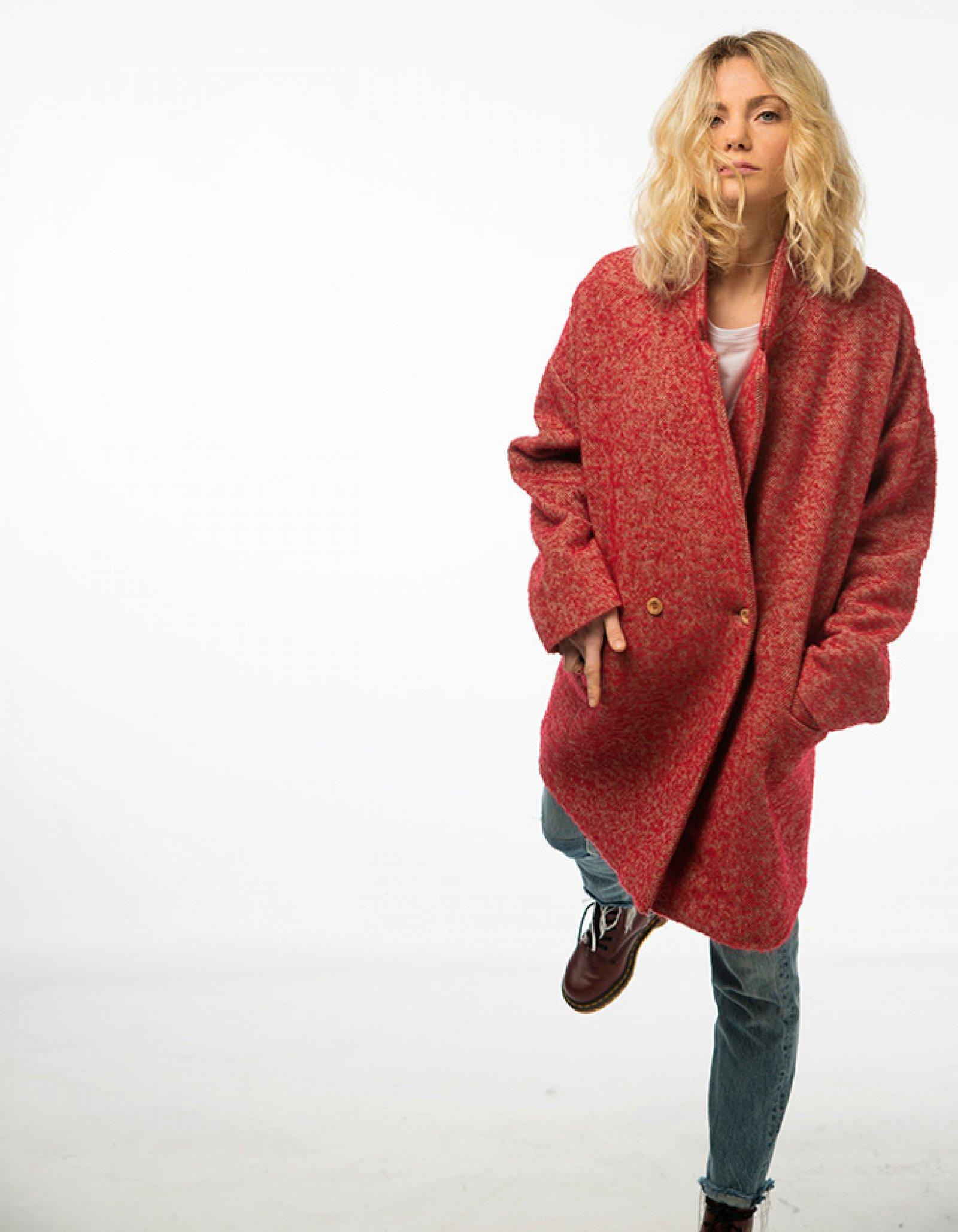 Abrigo Mikal de Ewan Clothing, rebajado a 175 euros