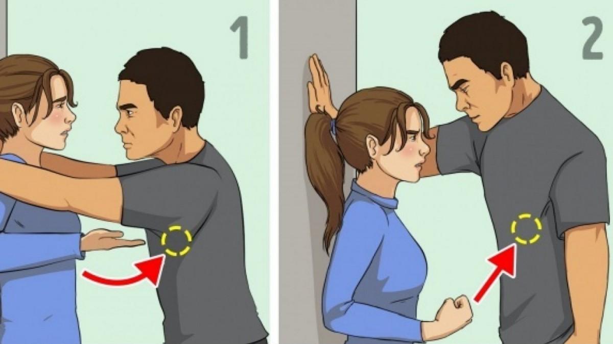 Qué hacer si estás contra la pared.