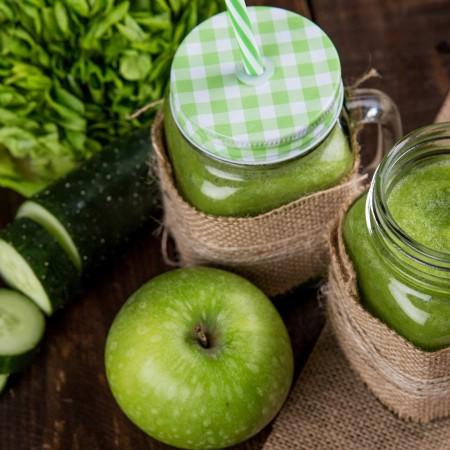 Las celebrities popularizaron el uso de estos zumos o smoothies detox.