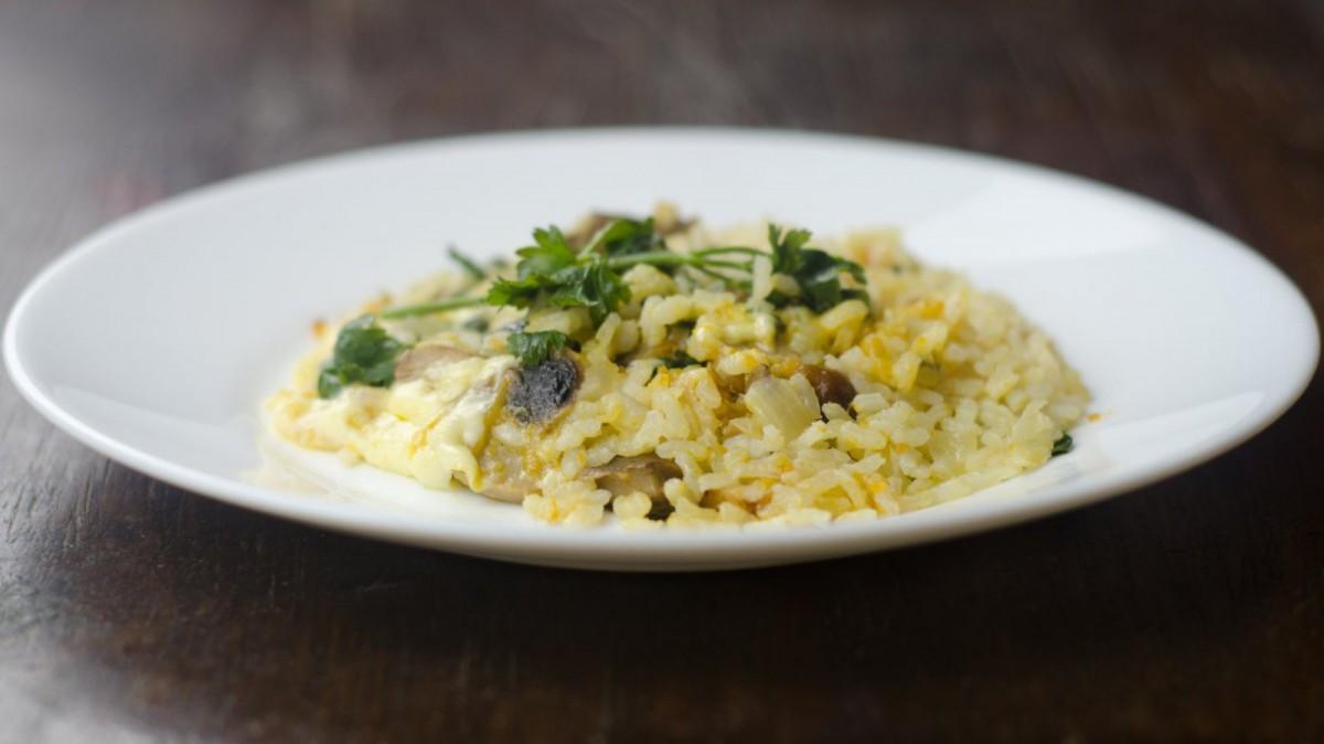 Con estas recetas aprenderás a preparar cualquier delicioso risotto.