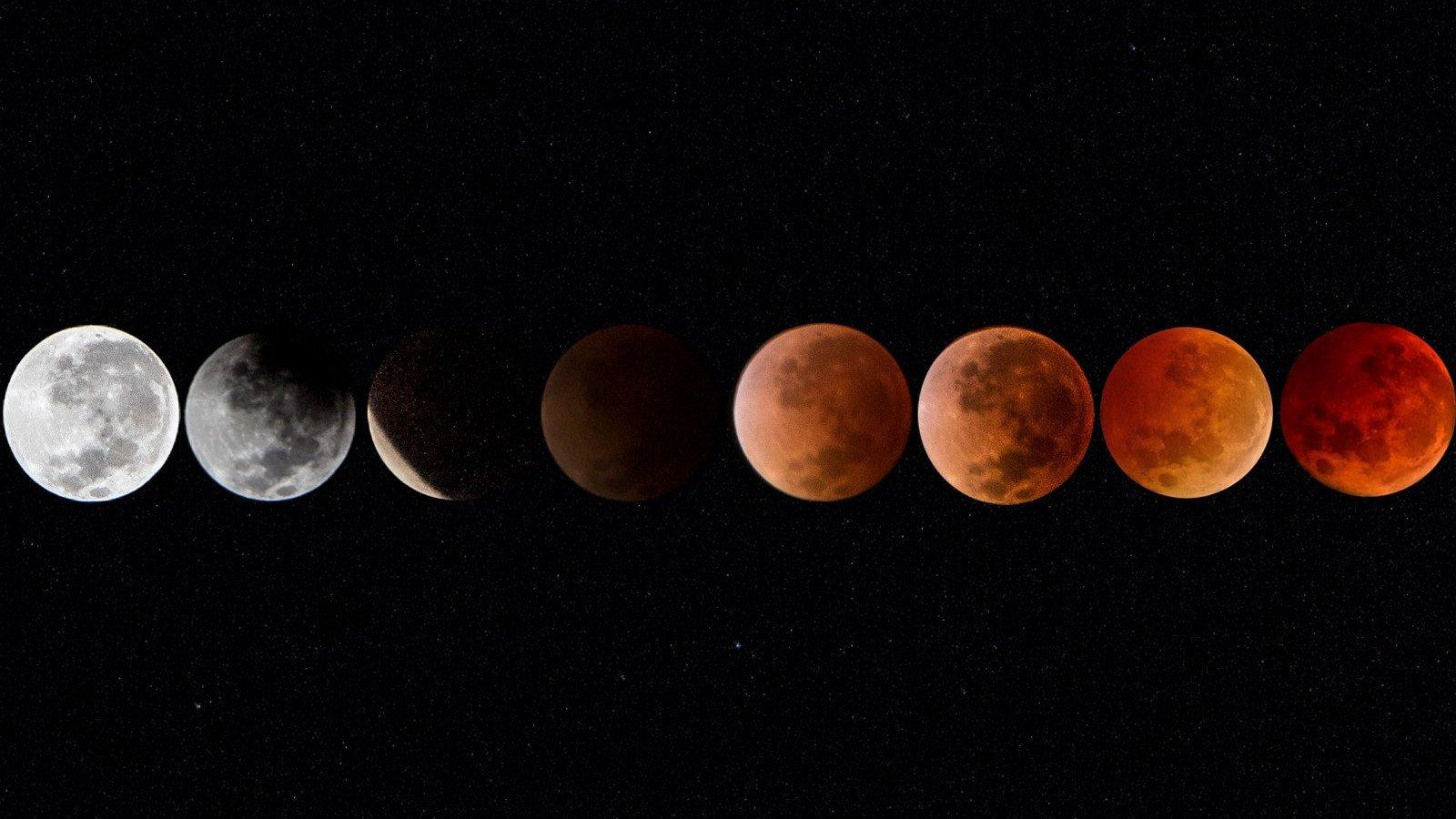 Existen muchas similitudes entre los ciclos lunares y los ciclos menstruales.