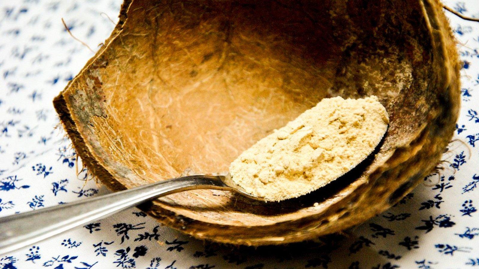 La maca tiene propiedades anticancerígenas y es un afrodisíaco natural.