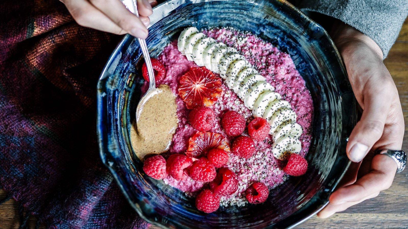 Las semillas de chia son ideales para tomar acompañando el desayuno.